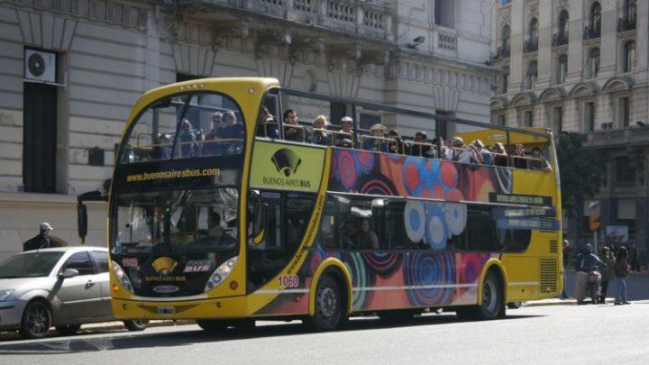 Recorridas para el turismoDos empresas competirán en Buenos Aires por los paseos en Bus