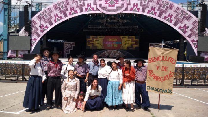 Folclore en CórdobaAmplia repercusión del festival «Cosquín Joven»