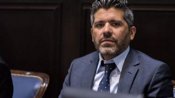 En la LegislaturaEl bloque de diputados de Vidal, ya se fracturó