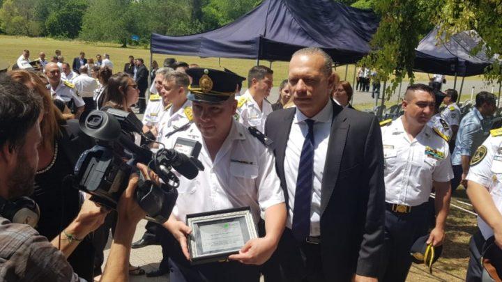 """Berni todavía no definió un Jefe para la Policía, pero adelantó que quiere una """"profunda revisión"""""""