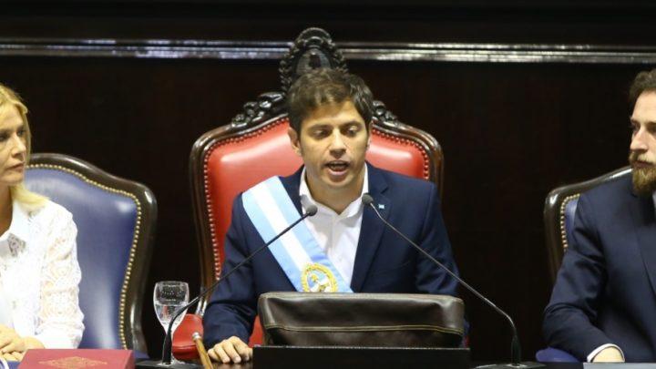 """En """"stand by"""": Kicillof espera definiciones de Alberto Fernández para empezar a Gobernar"""