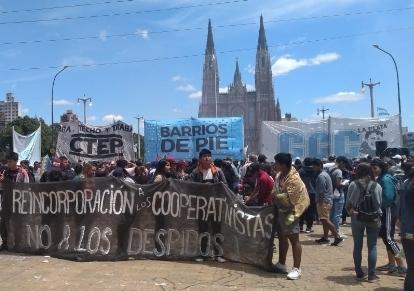En La PlataReclaman a Julio Garro por el despido de trabajadores