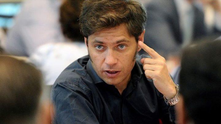El Intendente Gustavo Posse respaldó al GobernadorAxel Kicillof: «María Eugenia Vidal dejó una situación financiera insostenible»