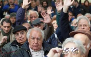 Aumento a jubilados: Para Cafiero no puede haber personas que cobren 300 mil pesos y otras 14 mil