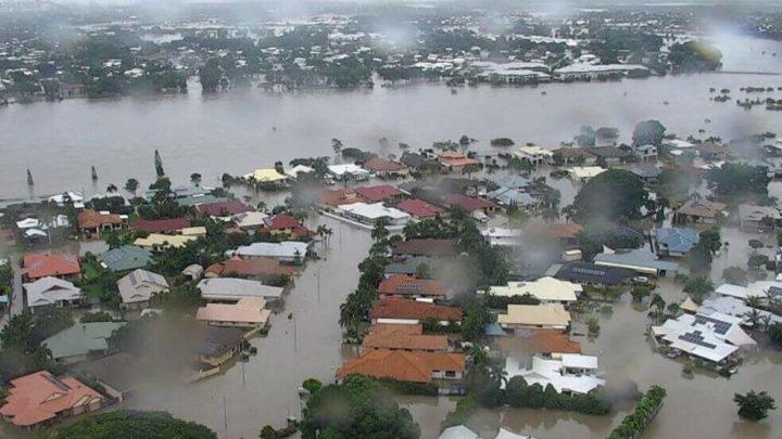 Para apagar los incendiosEn Australia, ahora llegó la tormena del siglo