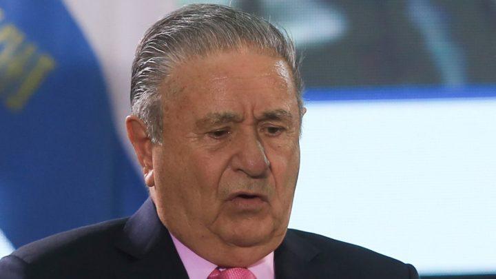 Elogió a Axel KicillofEduardo Duhalde afirmó que habla de forma permanente con Alberto Fernández