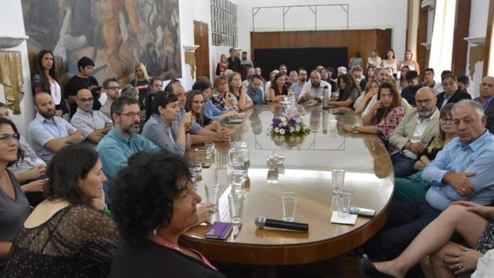 Positiva acción del estado municipal En Morón iniciaron capacitaciones en género, en el marco de la «Ley Micaela»