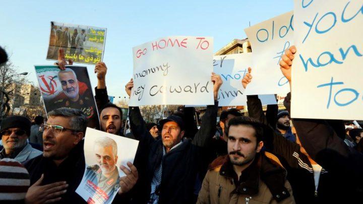 El asesinato del general iraní Soleimani reforzó aún más a TeheránEstados Unidos inventa un enemigo necesario: Irán