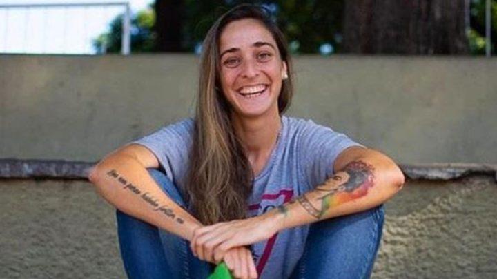 Admiradora de Frida KalhoMacarena Sánchez, la futbolista que tiene por delante el desafío de impulsar el Instituto de la Juventud