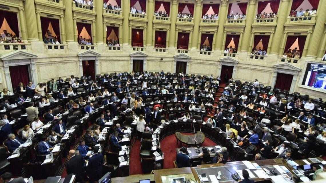 Diputados:Hubo dictamen para reformar las jubilaciones de privilegio pero Juntos por el Cambio no dará quórum