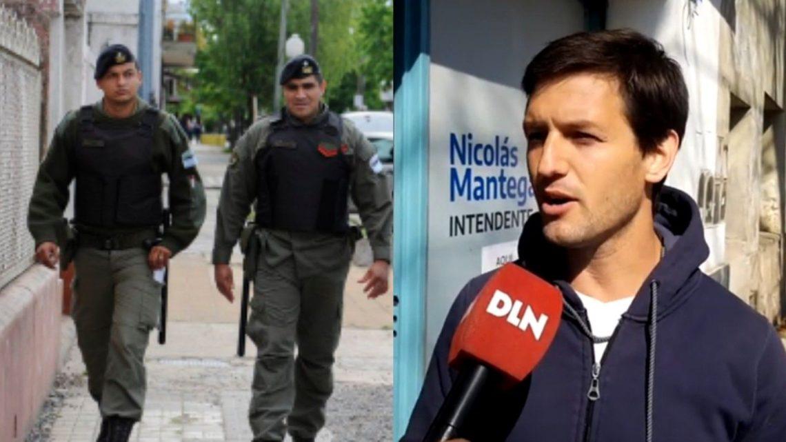 SAN VICENTE: El intendente solicitó la presencia de Gendarmería Nacional