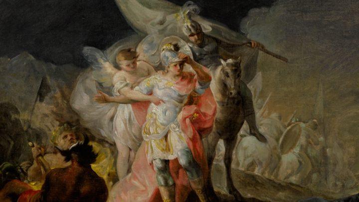 Fue subastado en Nueva York un boceto de Goya por más de un millón de dólares