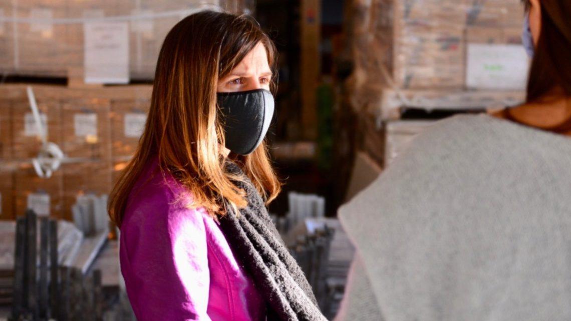 Lo confirmó Fernanda RavertaUltiman los detalles para que las oficinas de Anses vuelvan a atender al público, en medio de la pandemia