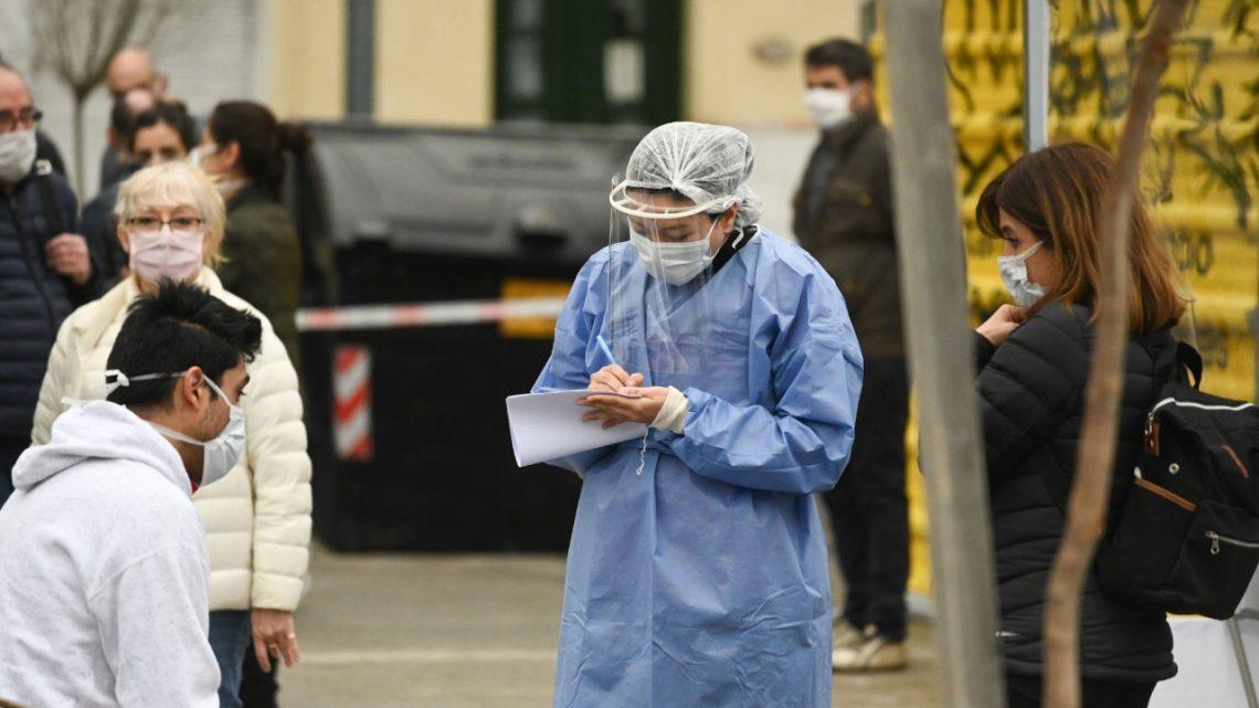 DetectAR Móvil:Continúan los testeos en la Ciudad para identificar casos de coronavirus