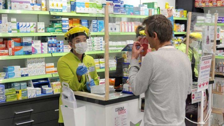 Hay reclamos también de los empleados de la aérea LatamEstado de alerta por los retrasos en el pago de salarios para los trabajadores de las farmacias