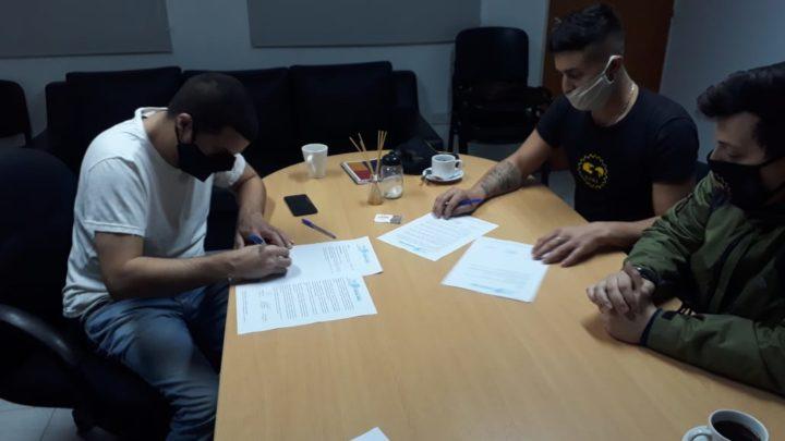 Provincia de Buenos AiresFirmaron un convenio con Glovo y la ACRI para incrementar las medidas de prevención en seguridad