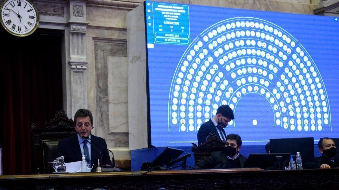 Diputados dio media sanciónLey de ampliación de la moratoria impositiva y previsional