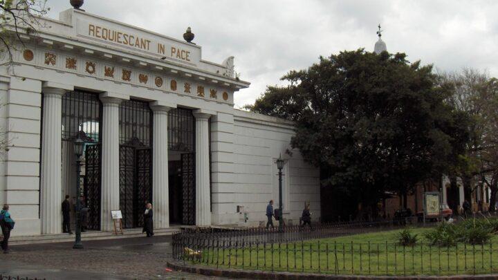 El Gobierno porteño lo confirmóReabren para visitas los cementerios de Chacarita, Flores y Recoleta