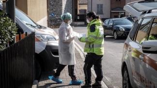 PandemiaItalia cumple por quinto día consecutivo récord de casos de coronavirus