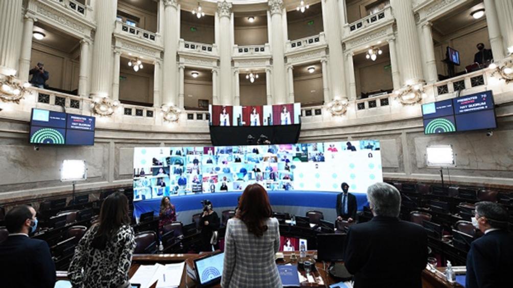 CongresoEl Senado aprobó el proyecto de reforma judicial
