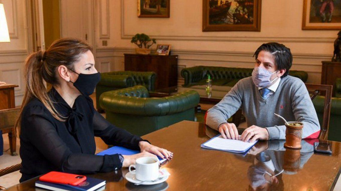 Nicolás TrottaEl ministro de Educación, aseguró que «no hay acuerdo» para el regreso a las aulas en Ciudad