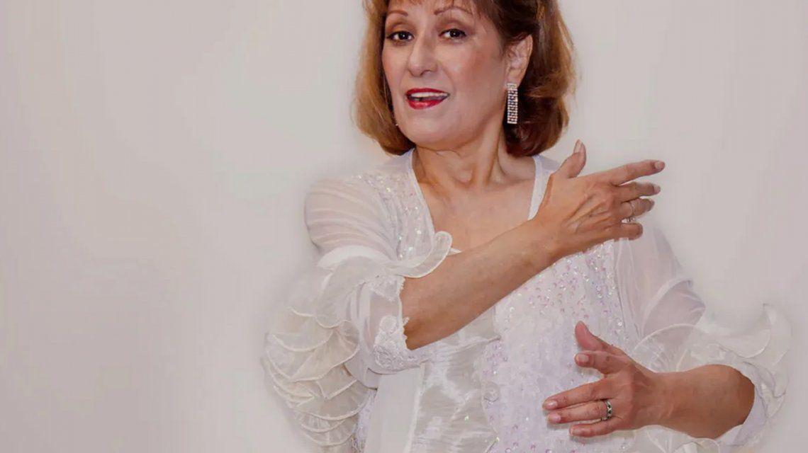 Referente del chamaméMurió a los 80 años Ramona Galarza