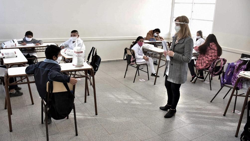 Ciclo Lectivo 2021Quienes no recuperen contenidos en clases a contraturno deberán asistir a clases en febrero