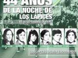 Intendente de EnsenadaSecco recordó lo ocurrido hace 44 años en La Plata, en los hechos conocidos como «La noche de los lápices»