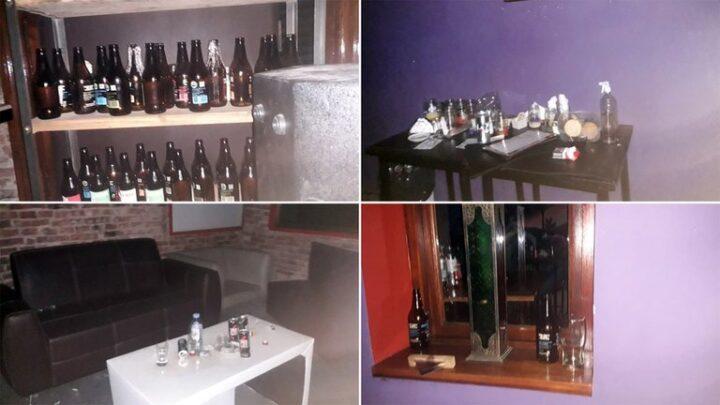 Escándalo:Clausuraron un bar en Palermo que organizó una fiesta clandestina donde había 85 personas