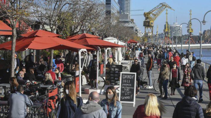 Nueva etapa del aislamiento:¿Qué aperturas se esperan en la Ciudad?