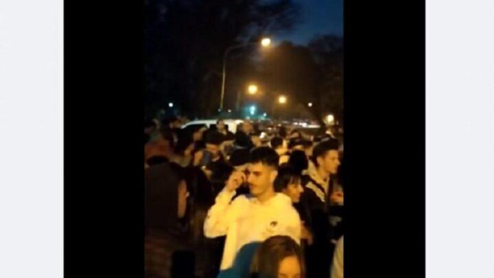 Chascomús:Enojo por una fiesta nocturna clandestina en el Parque de los Libres del Sur