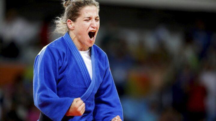 En su regreso al judo tras 14 mesesPareto ganó la medalla de plata en Budapest