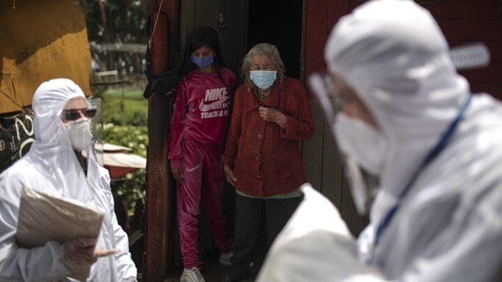 PandemiaColombia se acerca al millón de contagios de coronavirus