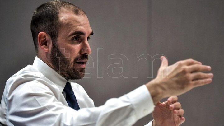 El ministro de EconomíaGuzmán ratifica que «no habrá devaluación» pese a la elevada brecha cambiaria