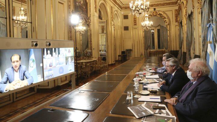 Iniciará el lunesDesde Misiones, el Presidente anuncia la nueva fase de aislamiento