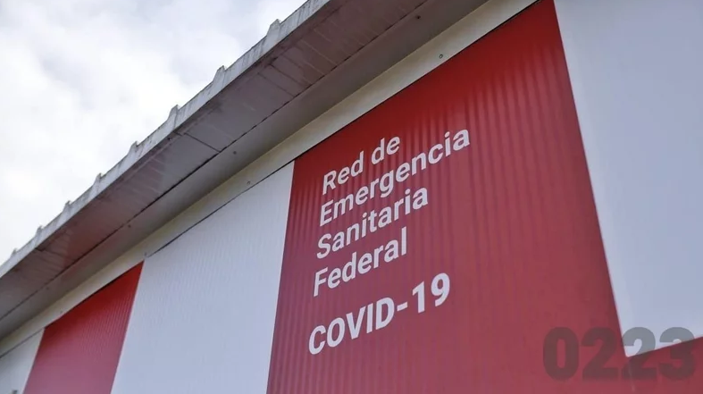 Matías Lammens, lo confirmó.Instalarán 18 hospitales modulares en el verano para evitar desbordes en el sistema sanitario