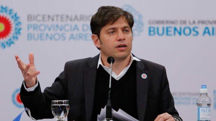 Provincia de Buenos AiresKicillof: «La obra pública es central para poner en movimiento la economía»