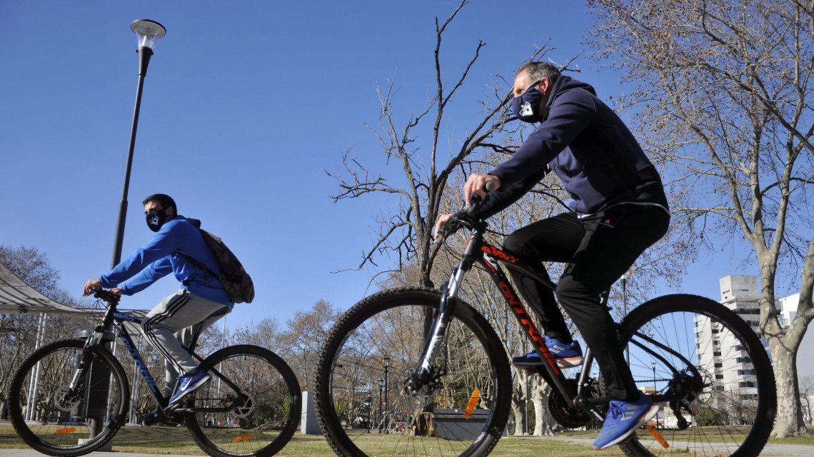 Una buena entre las malas:Se duplicó el uso de bicicletas en la Ciudad durante el aislamiento