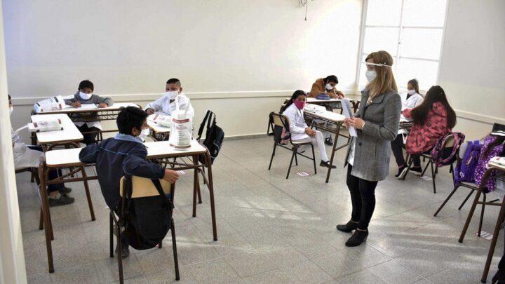 EducaciónTres millones y medio de estudiantes vuelven a las aulas en la provincia de Buenos Aires