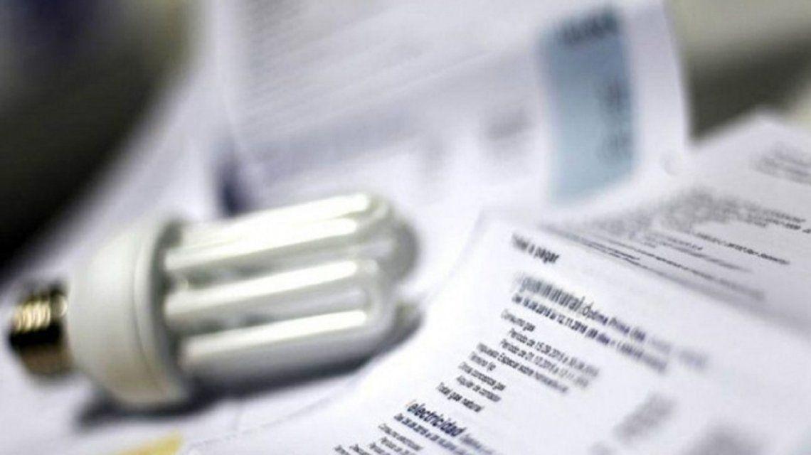 Aumento de luz y gas:El Gobierno analiza «subas diferenciadas» por sectores