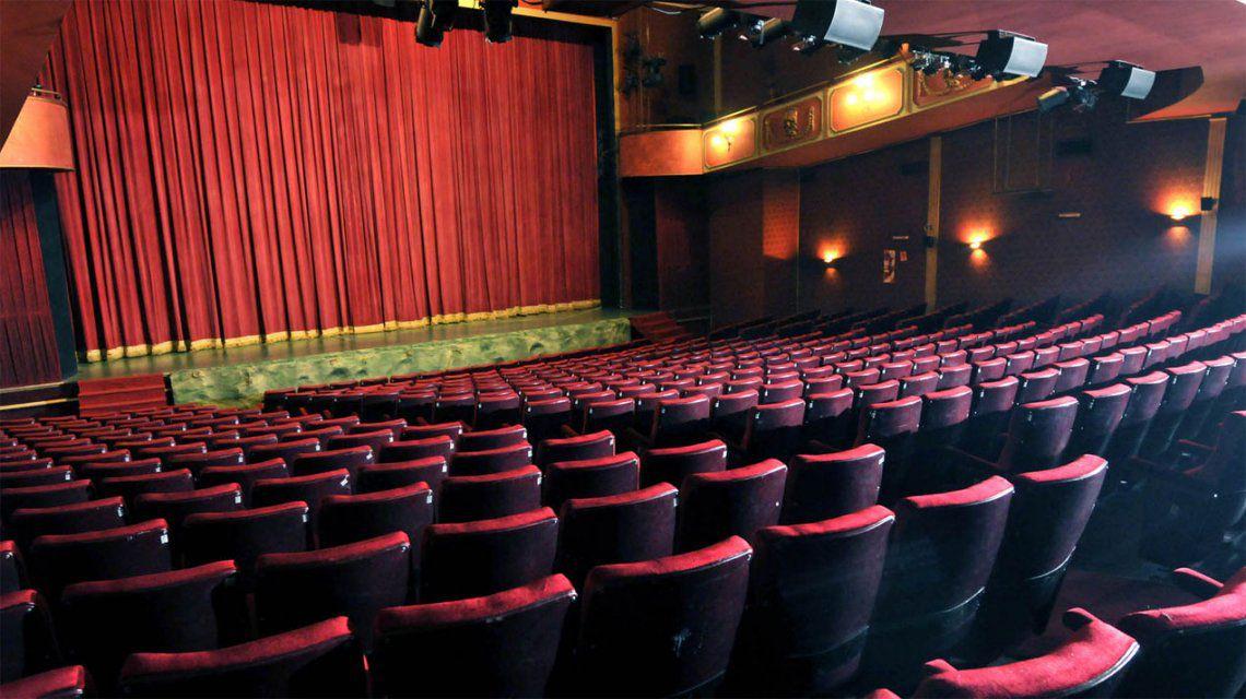 Volvió el teatro en la Ciudad:Punto por punto el protocolo