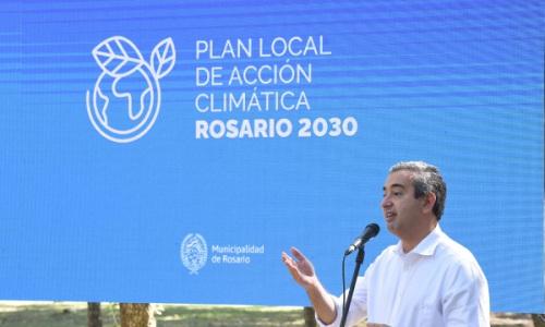 Tiene como objetivo disminuir este índice un 22% para el 2030Rosario presentó su proyecto para reducir la contaminación ambiental