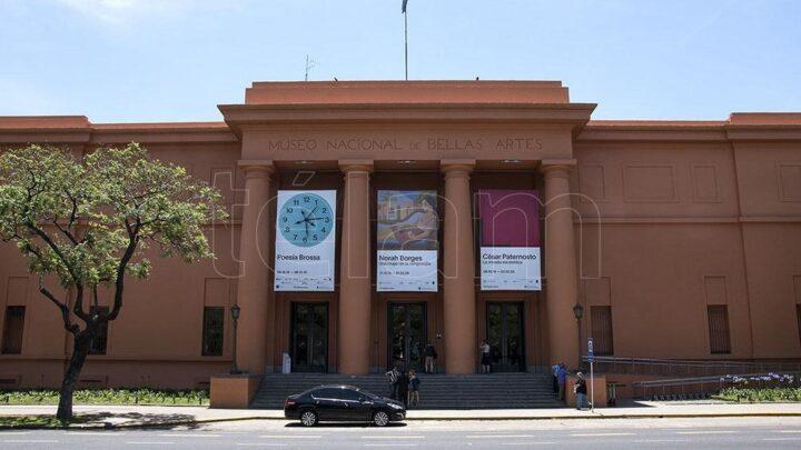 Tras su cierre por casos de coronavirusReabre el Museo Nacional de Bellas Artes