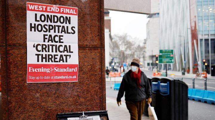 PandemiaInglaterra: una de cada ocho personas tuvo coronavirus en diciembre pasado