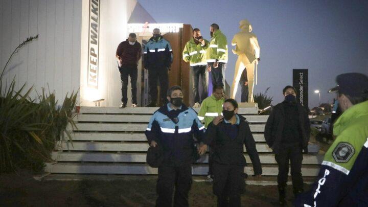 Provincia de Buenos AiresDesactivan otra fiesta clandestina en Pinamar y vuelven a clausurar un parador