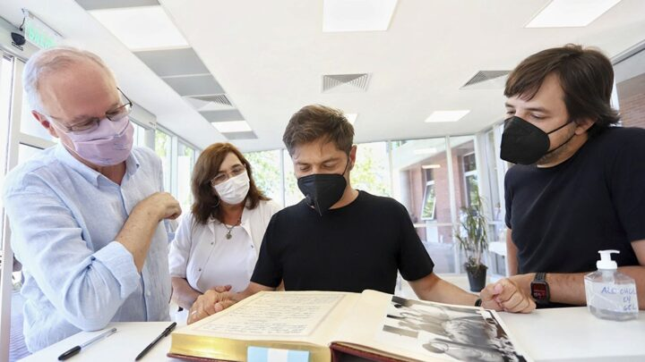 CoronavirusKicillof: «Se están dando los pasos para salir del infierno» de la pandemia