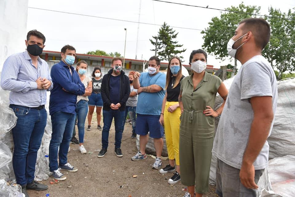 En Chascomús y en la costa atlánticaReuniones y actividades del diputado José «Cote» Rossi junto a funcionarios y legisladores provinciales