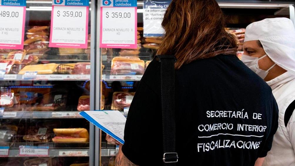 Precios para la carneDetectan en los controles un «alto cumplimiento» del acuerdo