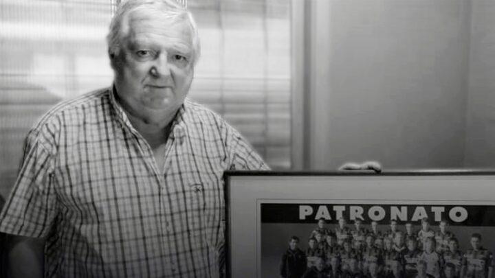 Fue presidente del club por primera vez en 2005Duelo en Patronato tras el fallecimiento de su presidente por coronavirus