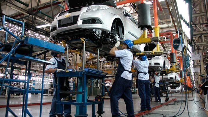 En marzo se produjeron 41.620 unidadesLa producción de autos creció 110% interanual en marzo